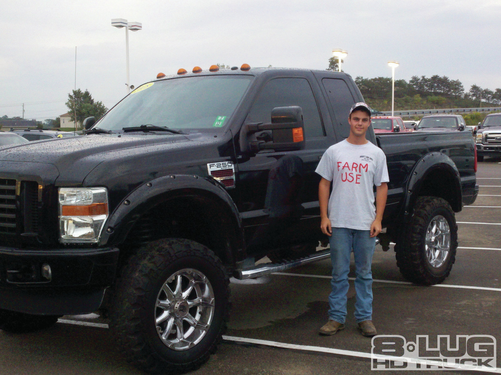 2012 Ford F-250 Super Duty #12