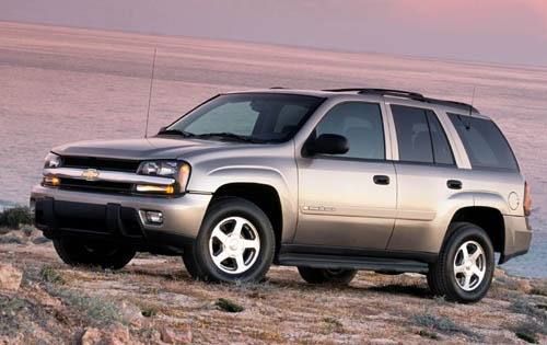 2005 Chevrolet Trailblazer #3