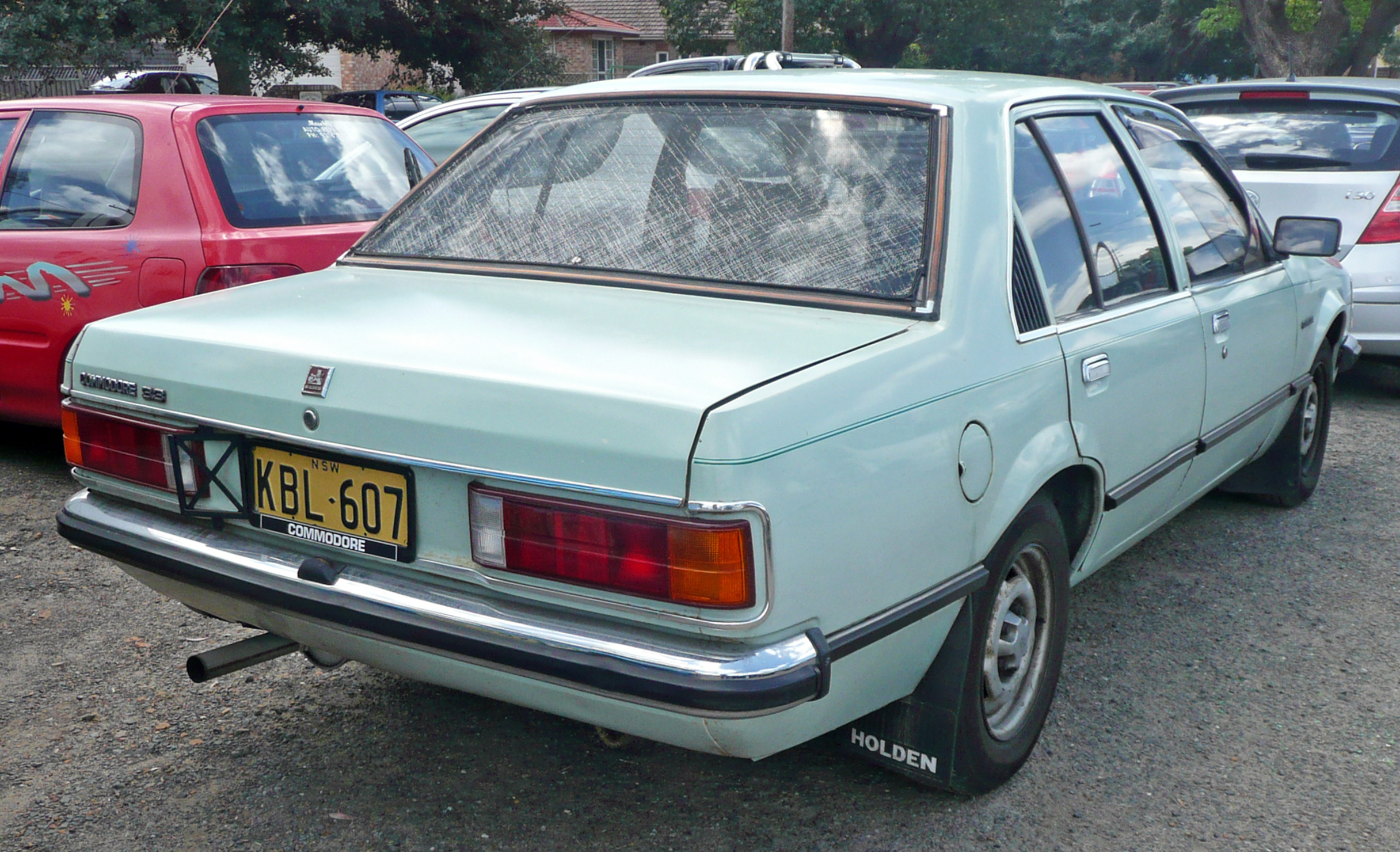 1980 Holden Commodore #9