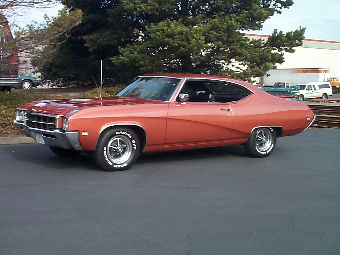 1969 Buick GS #4