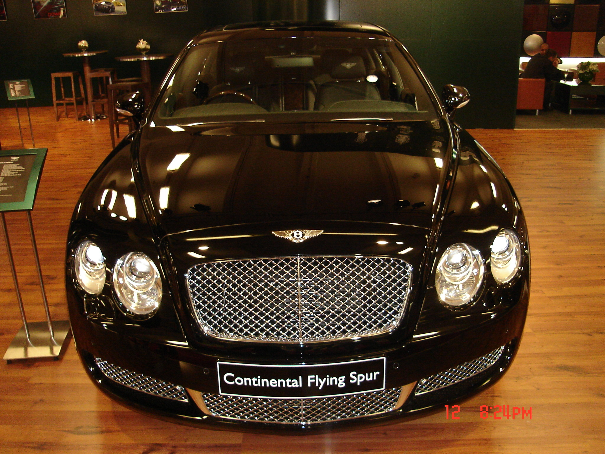 2009 Bentley Continental Flying Spur Speed #5