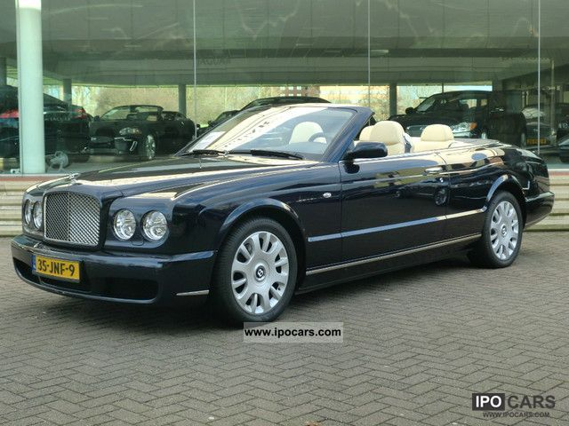 2008 Bentley Azure #8