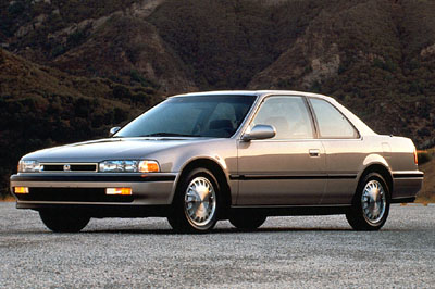 1990 Honda Accord #1