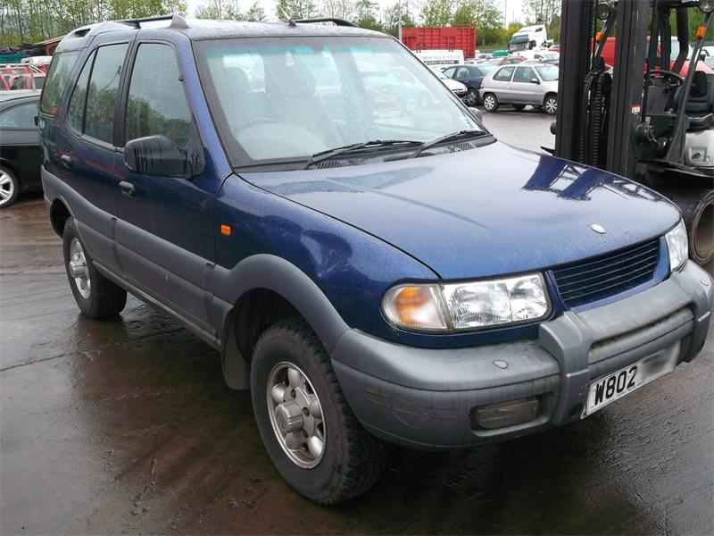 1999 Tata Safari #2