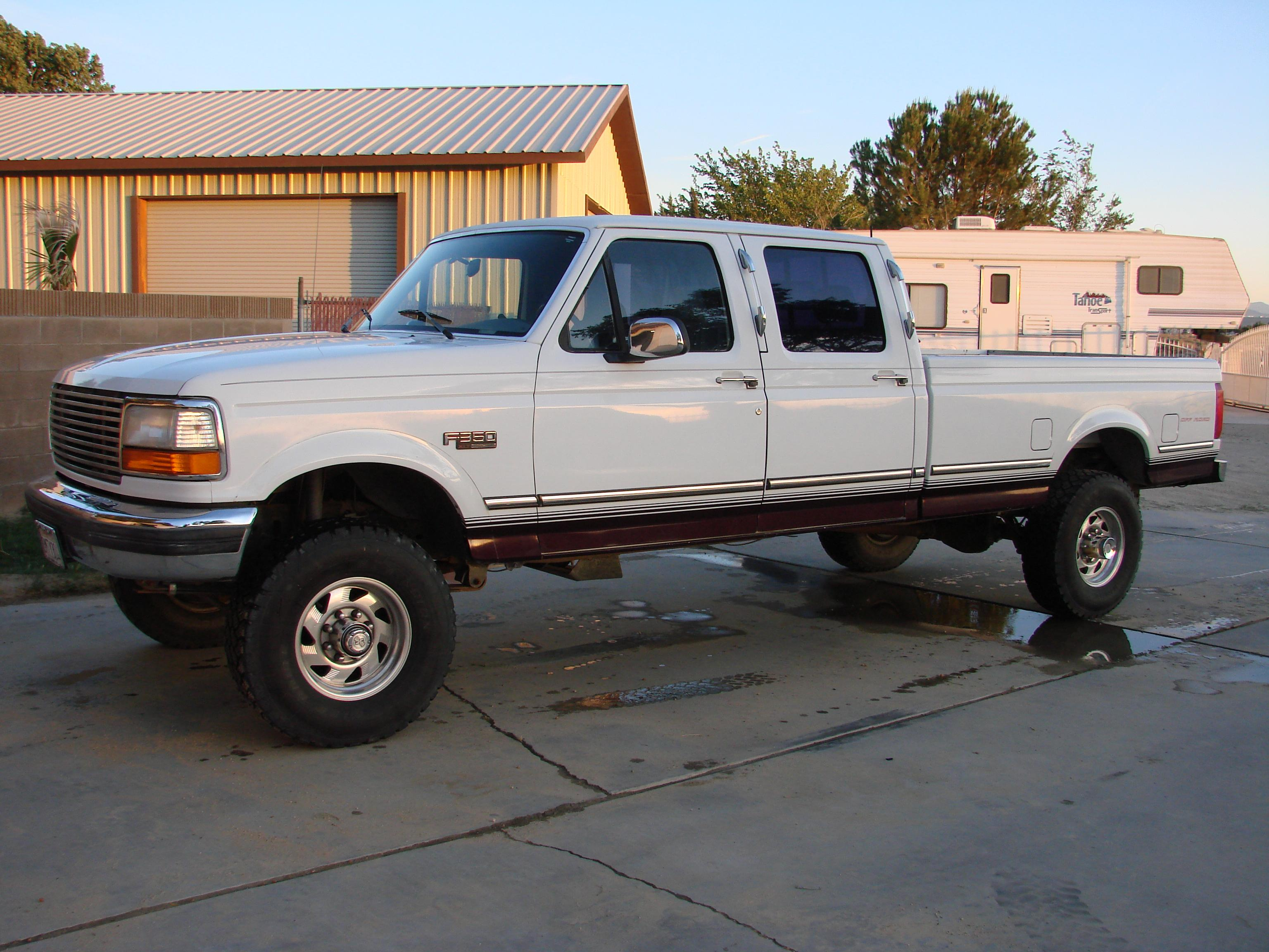 1994 Ford F-350 #2