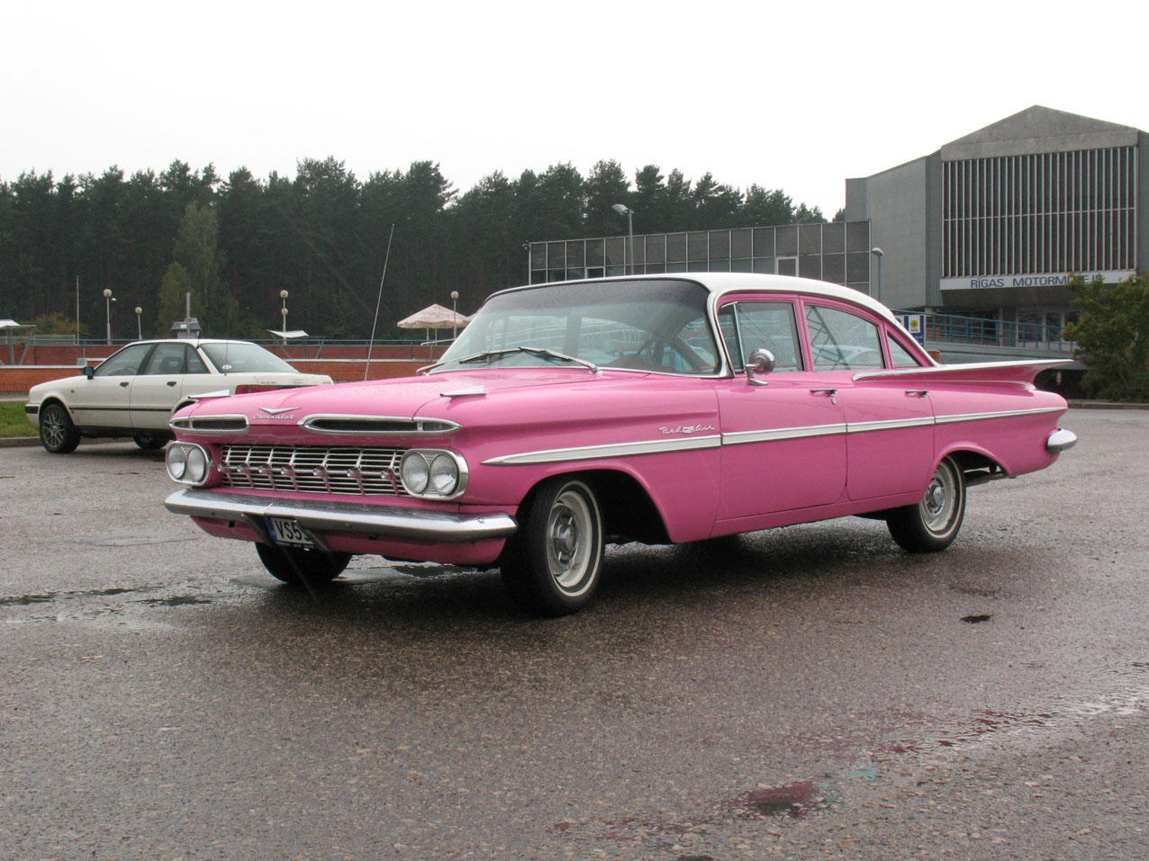 1959 Chevrolet Bel Air #10