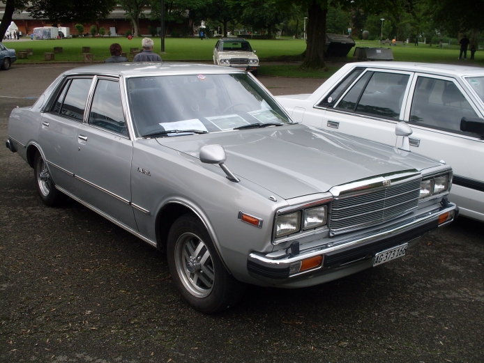 1980 Nissan Laurel #12