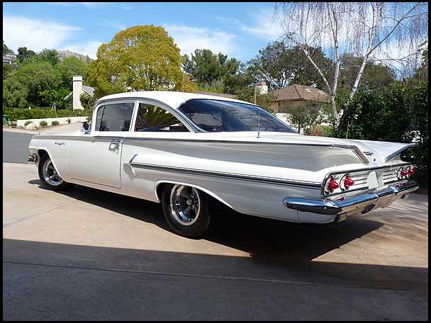 1960 Chevrolet Bel Air #8