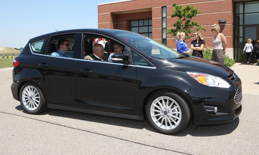 2013 Ford C-MAX #8
