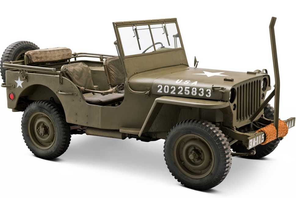 Jeep Willys #8