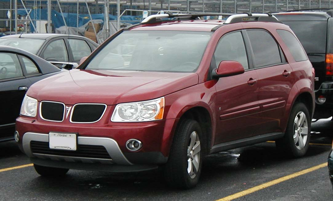 2006 Pontiac Torrent #18