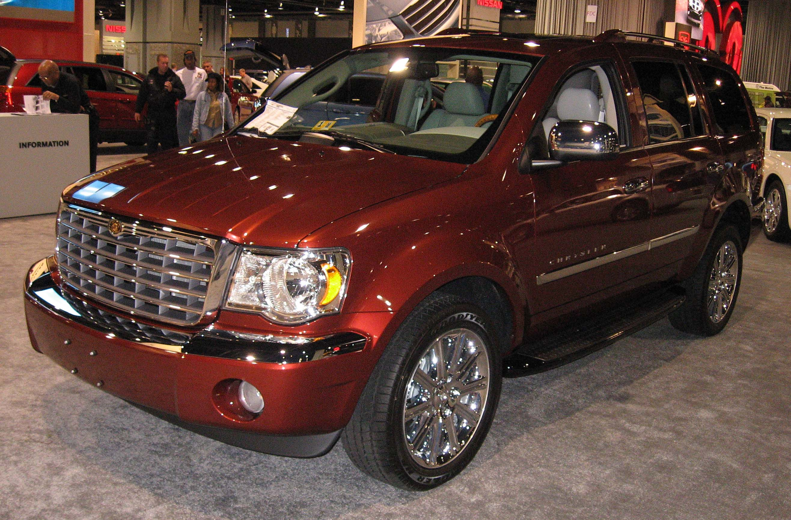 2007 Chrysler Aspen #9