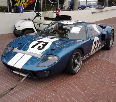 1964 Ford GT 40 #8