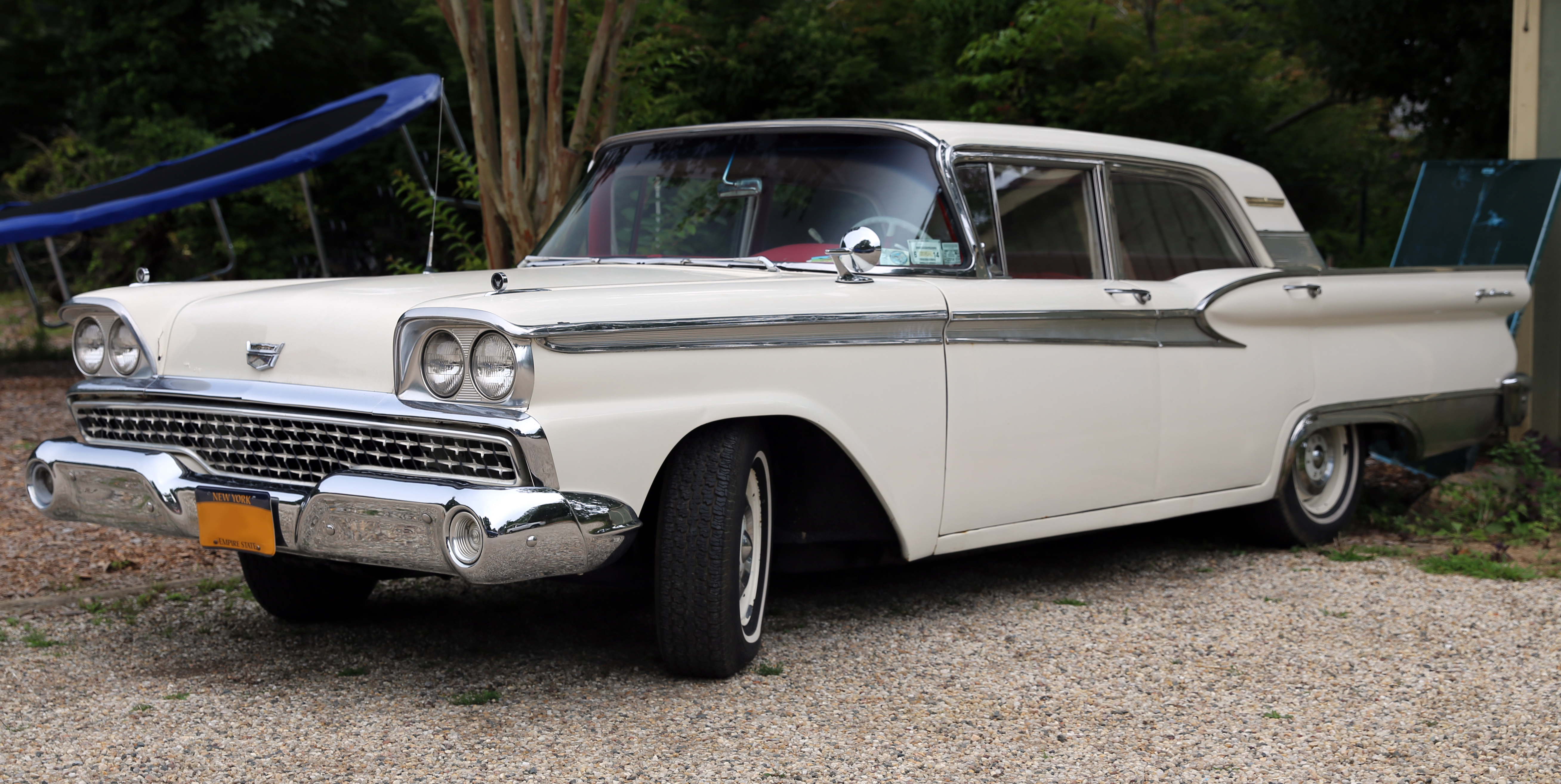 1959 Ford Fairlane Photos Informations Articles Wiring Diagram 16