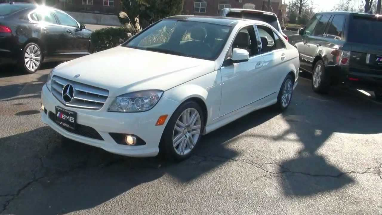 2008 Mercedes Benz C Cl 9