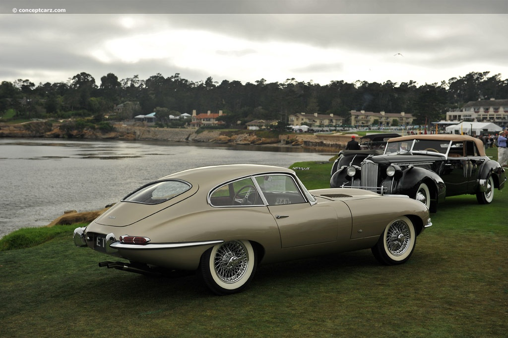Jaguar E-Type #9