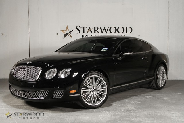2008 Bentley Continental Gt Speed #6