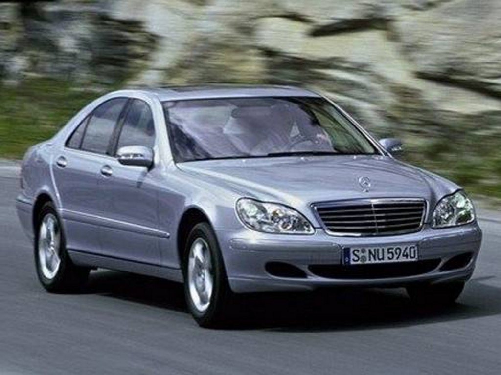 2005 mercedes benz s class photos informations articles. Black Bedroom Furniture Sets. Home Design Ideas