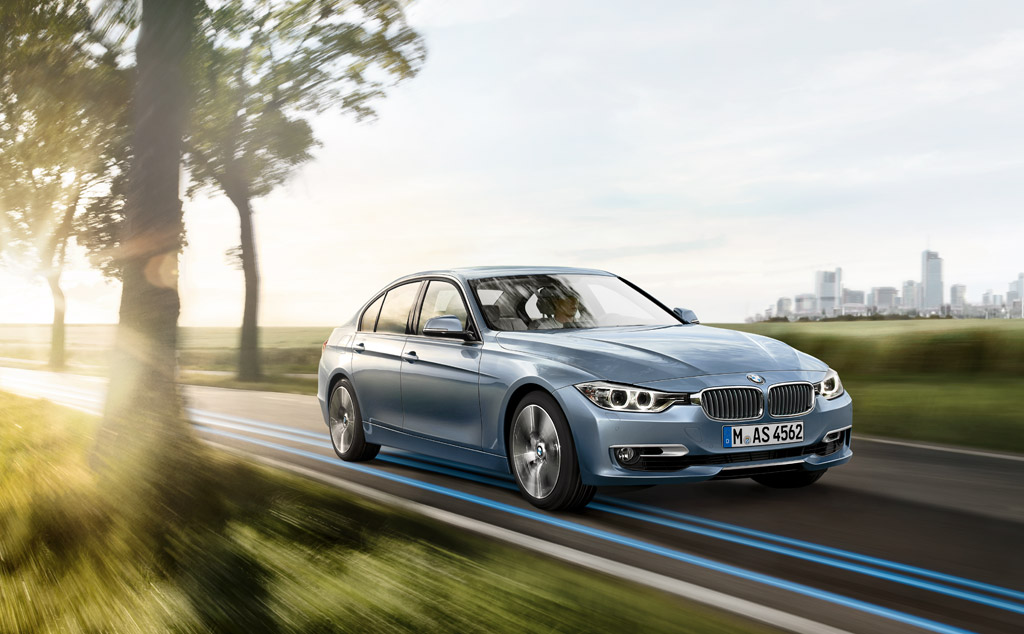 BMW ActiveHybrid 3 #3