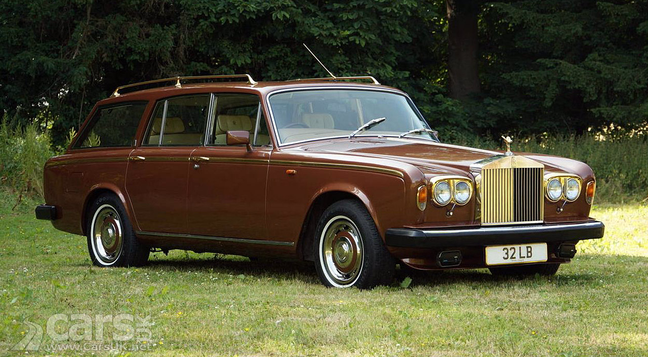 Rolls royce Silver Shadow #16