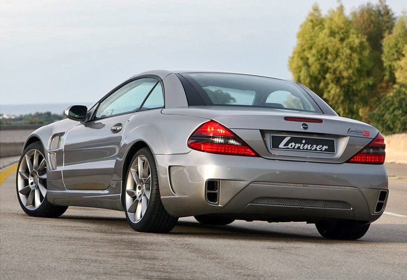 2007 Mercedes-Benz SL #8