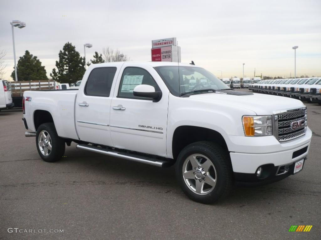 2011 GMC Sierra 2500hd #11