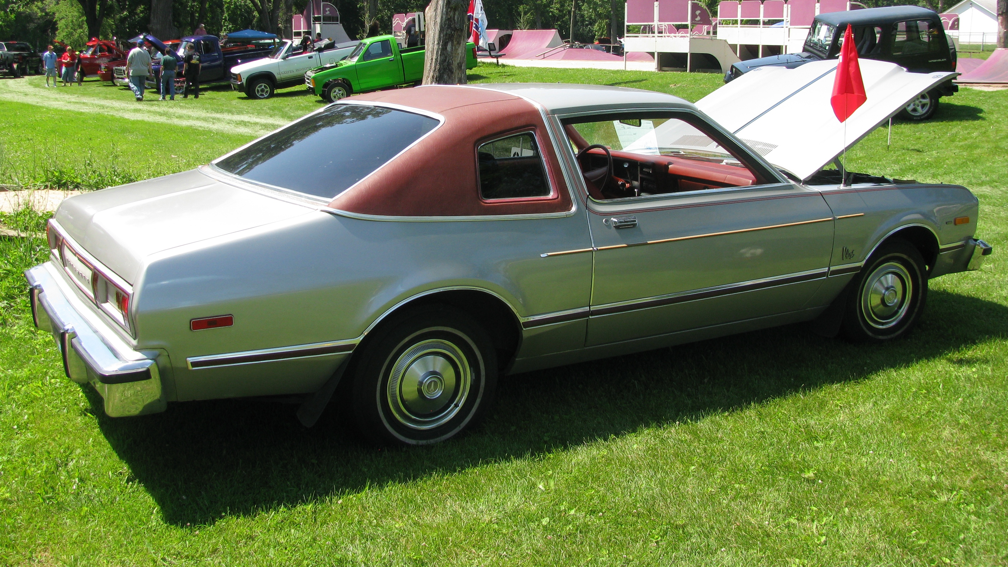 1979 Plymouth Volare #4