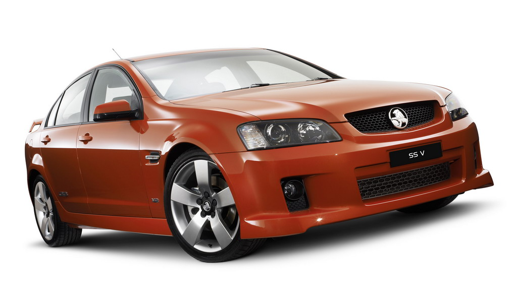 Holden Commodore #14