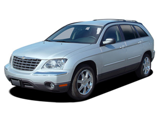 2005 Chrysler Pacifica #9