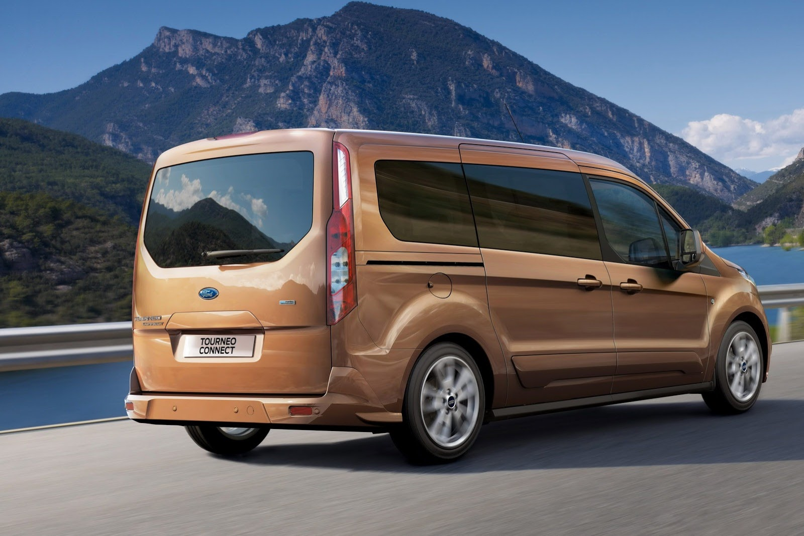 2013 Ford Transit Connect #12