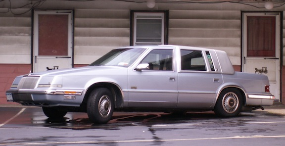 1990 Chrysler Imperial #16