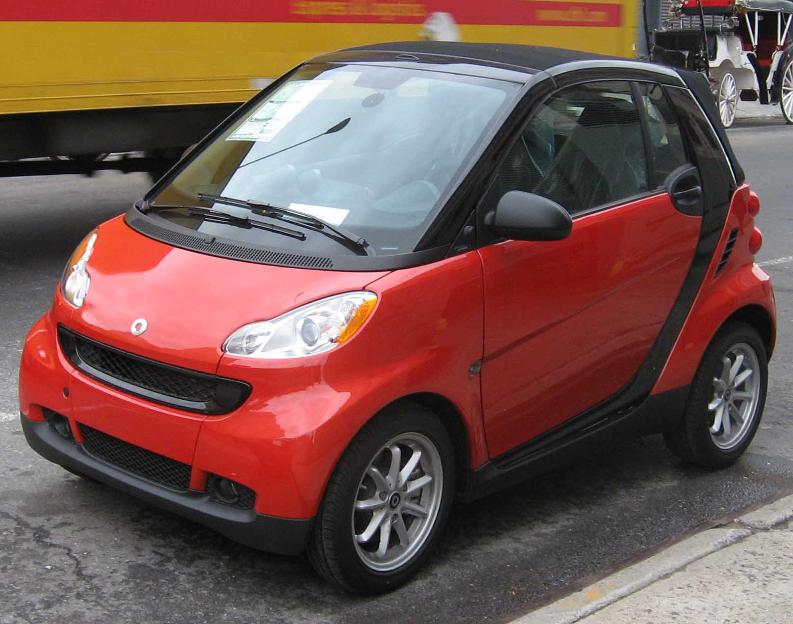 2008 Smart Fortwo #2