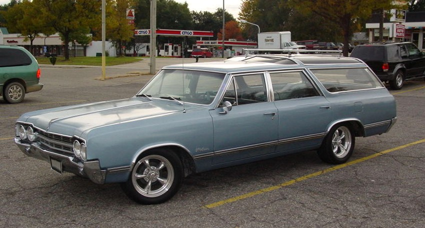 1974 Oldsmobile Vista Cruiser #2