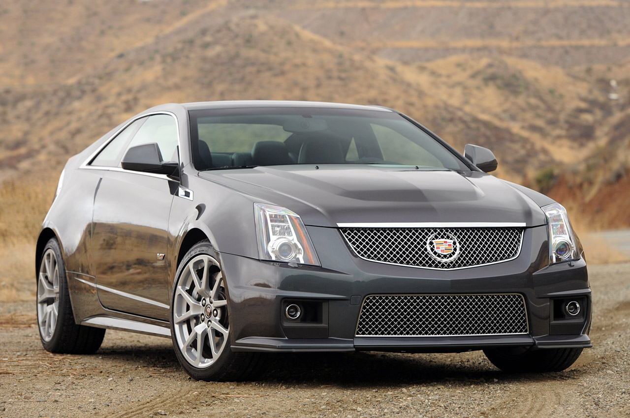 2012 Cadillac Cts Coupe #15