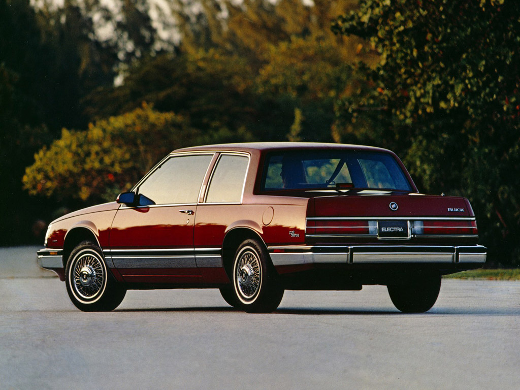 1990 Buick Electra #12
