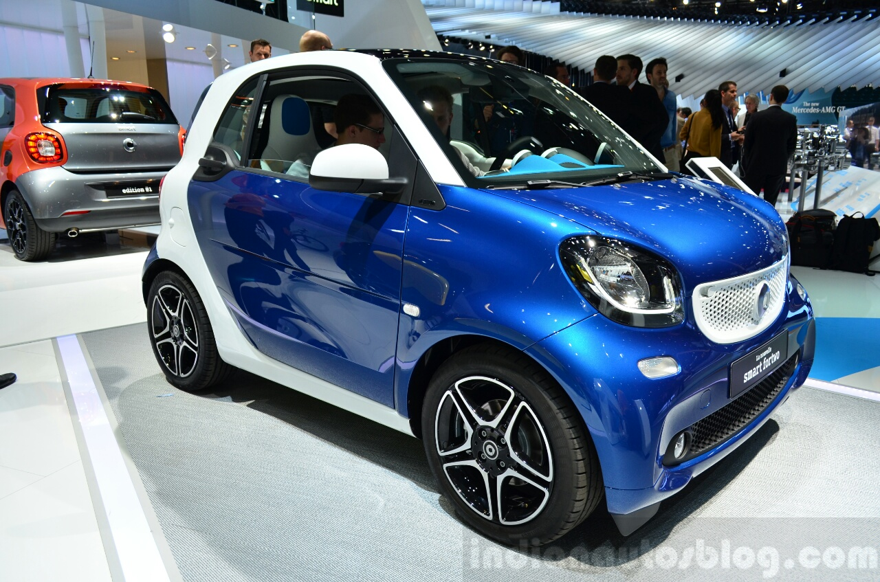 2015 Smart Fortwo #12