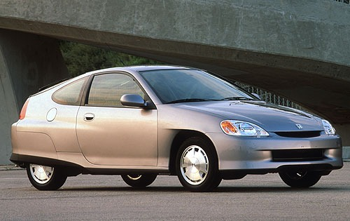 2000 Honda Insight #2