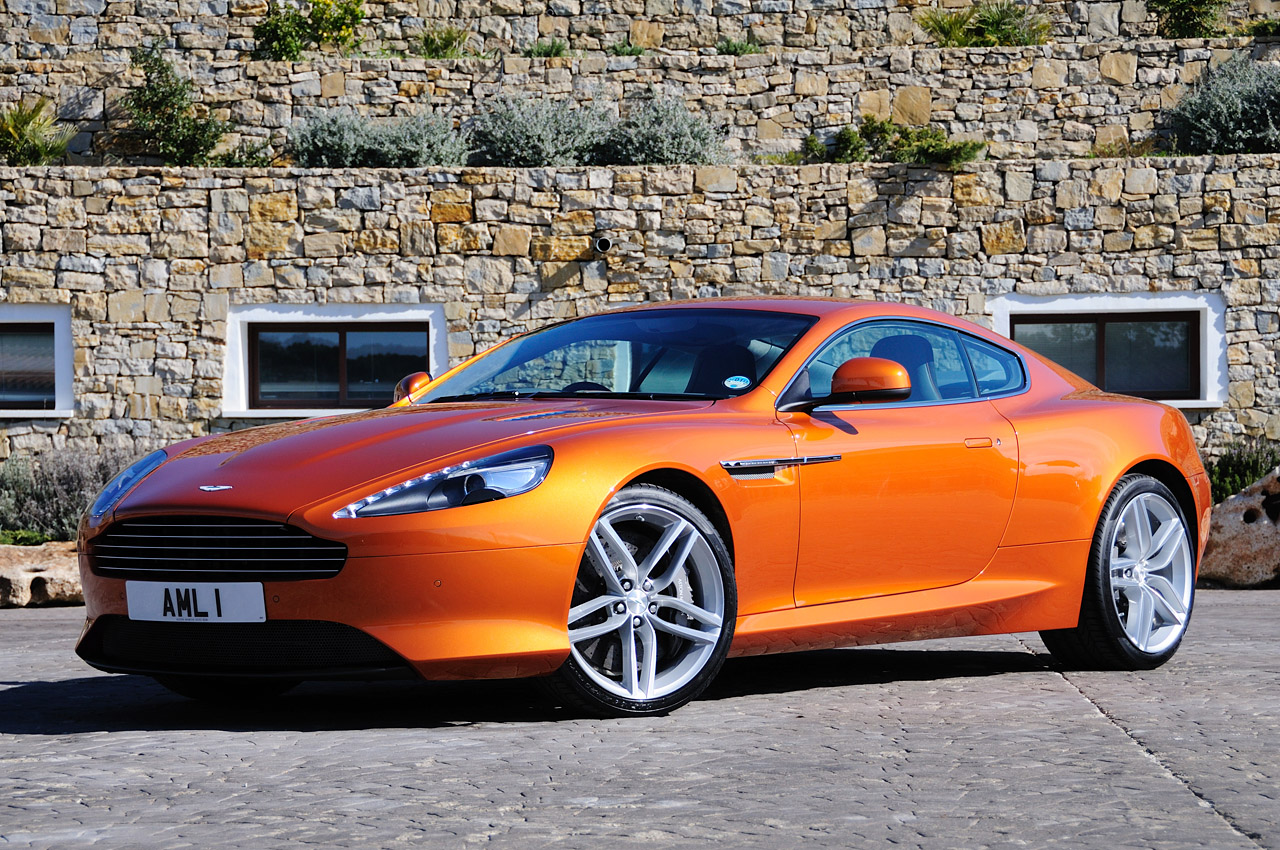 2012 Aston Martin Virage #2