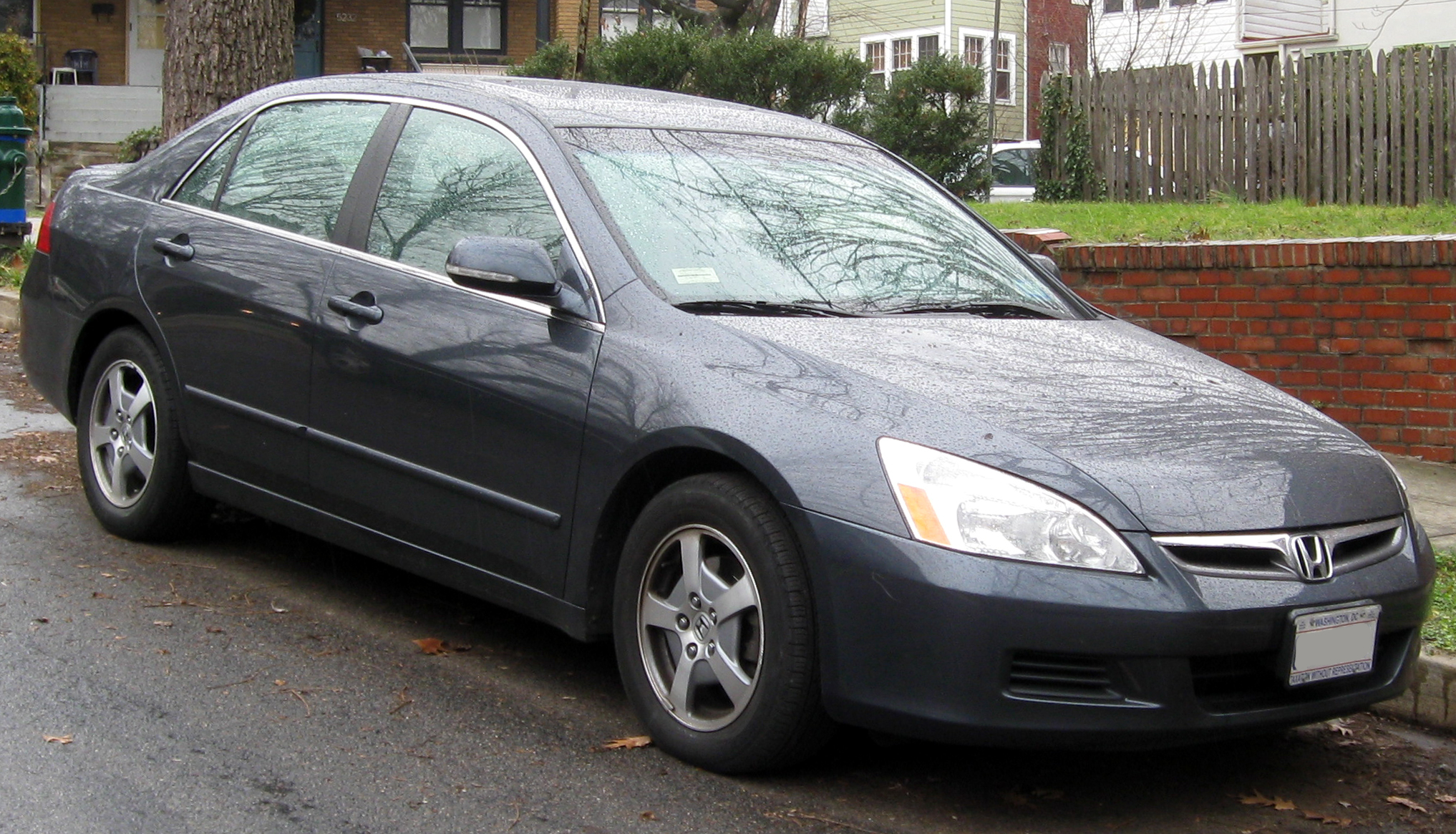 2007 Honda Accord #1