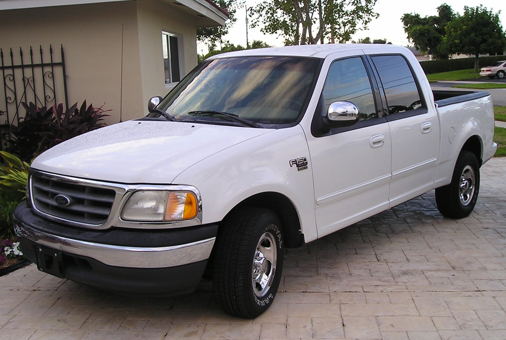 2001 Ford F-150 #2