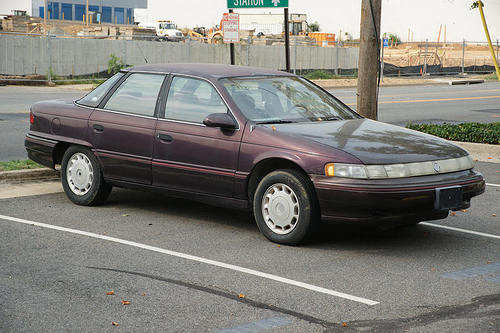 1992 Mercury Sable #4