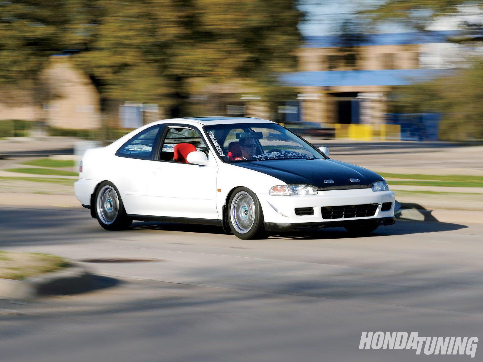 1993 Honda Civic #15