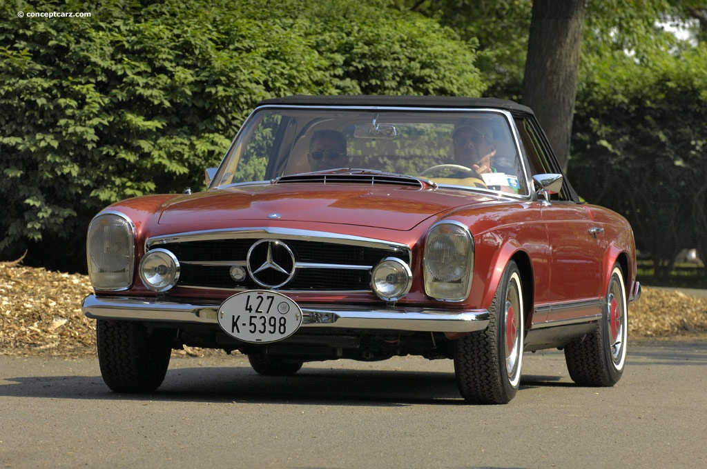 1965 Mercedes-Benz SL #6