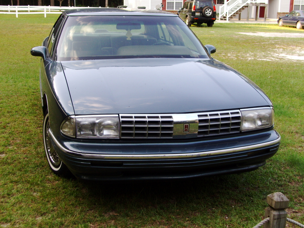 1998 Oldsmobile Regency #7