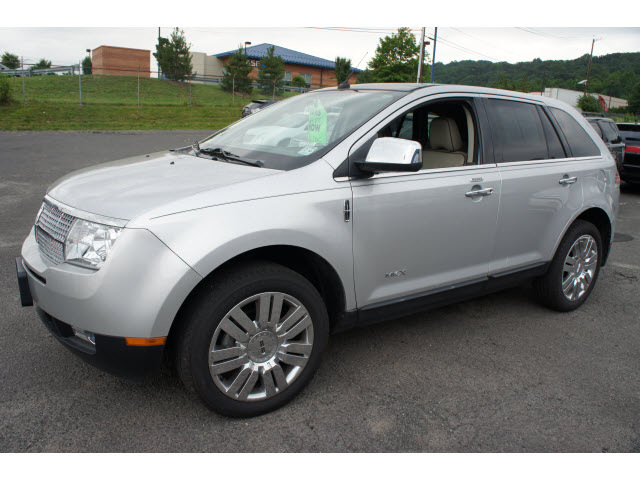 2009 Lincoln Mkx #7