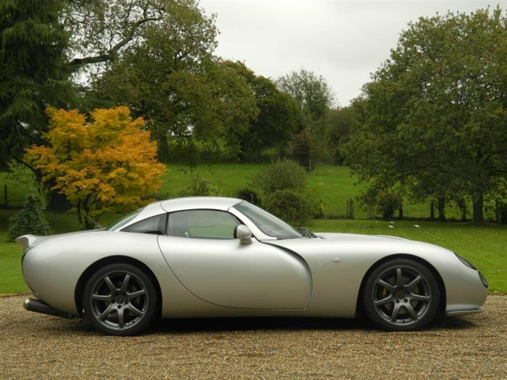 2005 TVR Tuscan #15