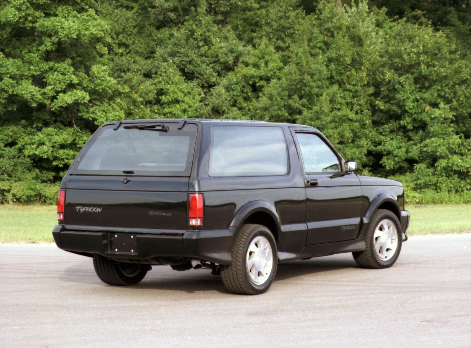 1992 GMC Jimmy #10