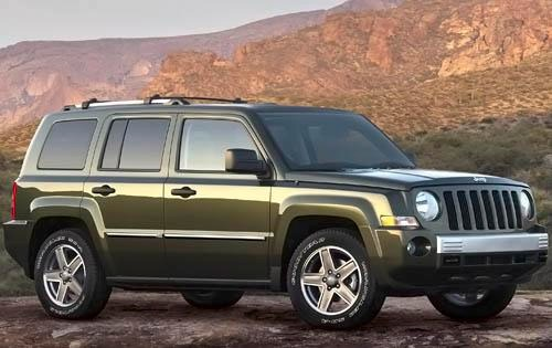 Jeep Patriot #14