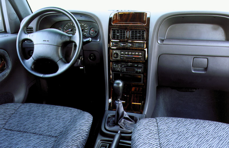2009 Ssangyong Musso #7