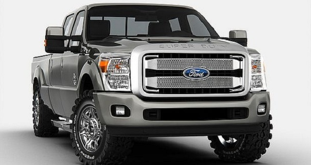 2015 Ford F-250 Super Duty #12